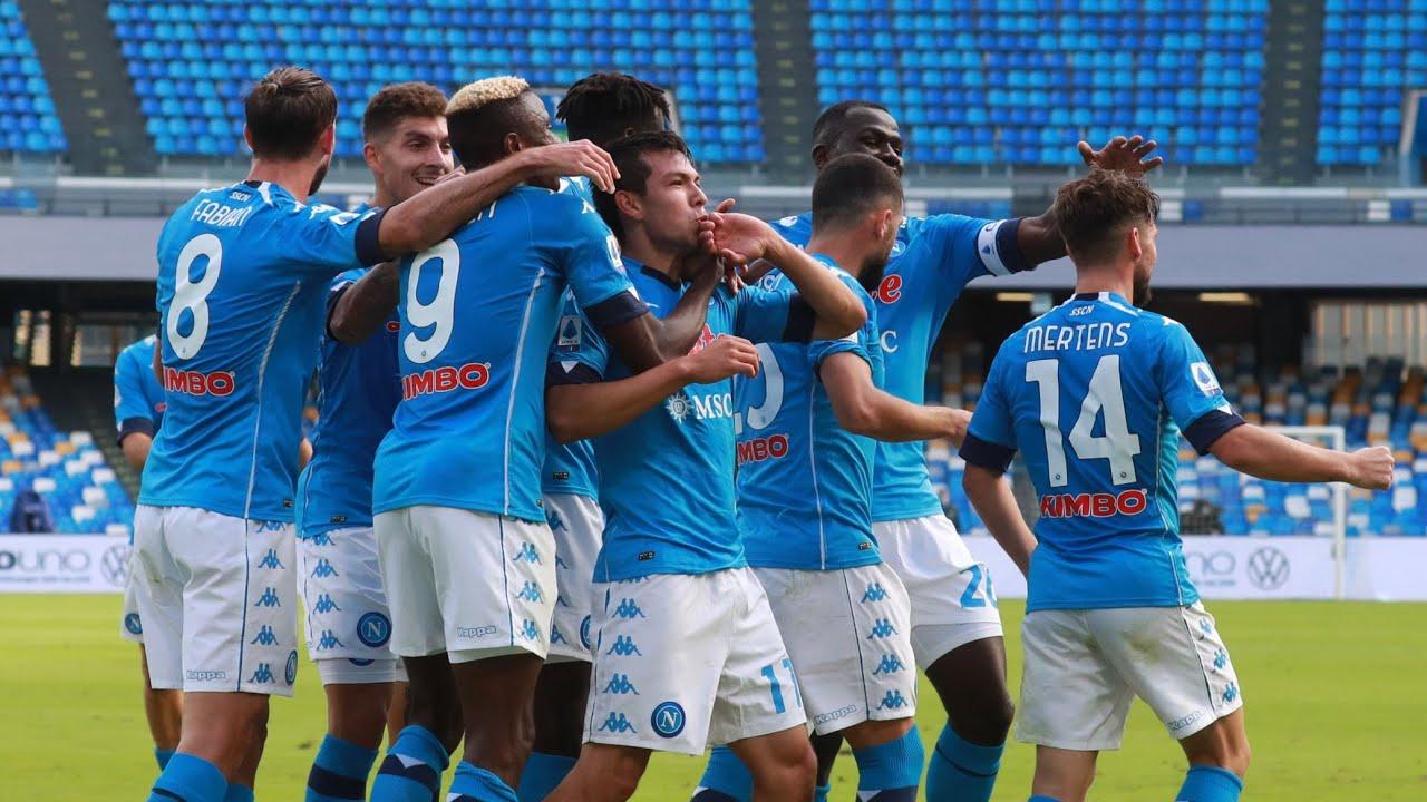 Download Tutti i Gol e Azioni del Napoli - Stagione 2020/2021 (Prima Parte)