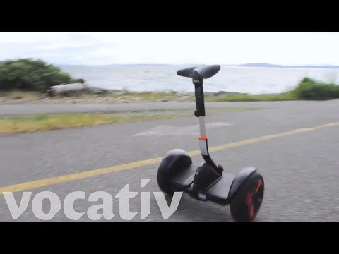 IOActive Shows How To Hack A Segway