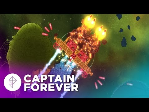 In Captain Forever Remix if you can build it, you can fly it
