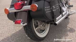 2013 Harley Davidson Heritage Softail Classic - Used Motorcycles for sale