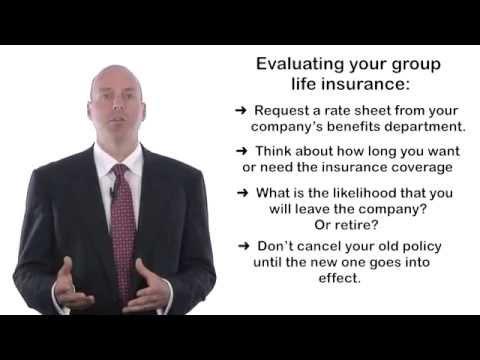 Should I buy Group Life insurance?