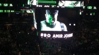 2017 NBA Playoffs The Boston Celtics vs Chicago Bulls Game 2 Introduction