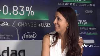 NASDAQ Interview at Ignite 2018