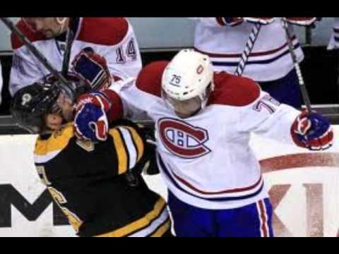 Boston Bruins vs Montreal Canadiens rivalry