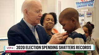 Political Ad Spending Surpasses $8 Billion Ahead of Election Day
