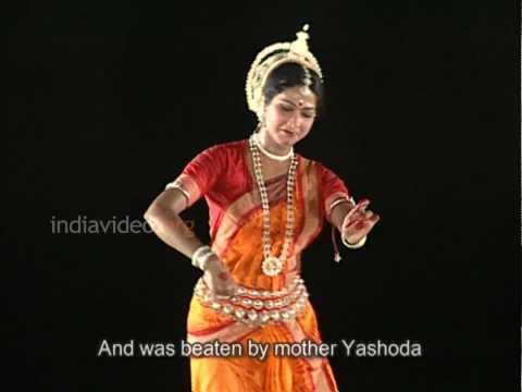 Sujata Mohapatra's Abhinaya in Odissi