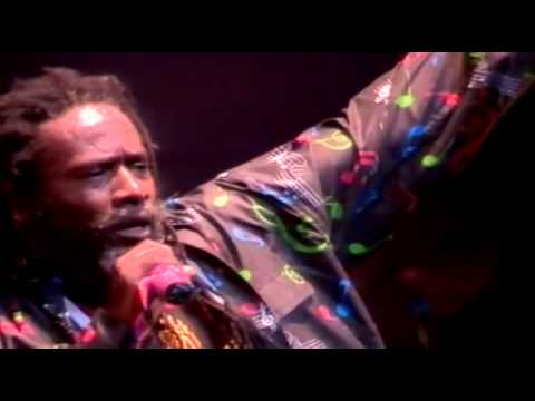 Burning Spear - Happy Day - Live in Paris, Zenith 88