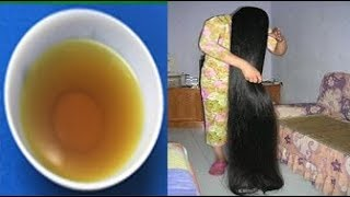 تطويل الشعر 50 سم فى اسبوع بمعلقة واحدة منه تجعل الشعر ينمو بدون توقف مثل شعر الهنديات