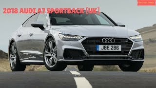 2018 Audi A7 Sportback UK - Interior and Exterior - Phi Hoang Channel.