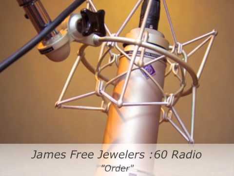 James Free Jewelers Radio Commercial By Cincinnati Advertising Agency