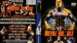 WWE Royal Rumble 2003 Theme Song Full+HD