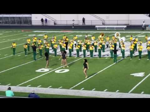 Morrow High School Marching Band 18 Aug 2016
