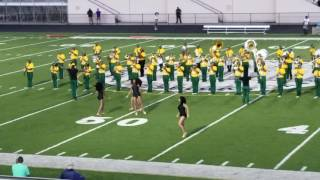 morrow high school marching band 18 aug 2016