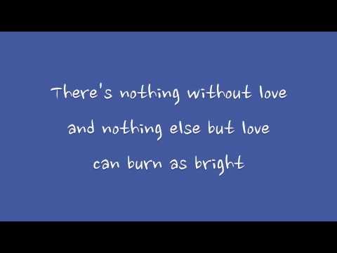 Without love by Bon Jovi