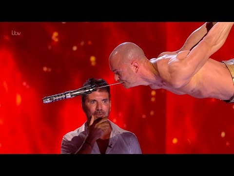 Britain's Got Talent The Champions Alex Magala 5th Round Audition