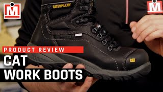 Product Review: Caterpillar Diagnostic Work Boot