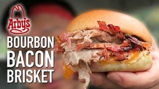 Arby's Bourbon Bacon Brisket
