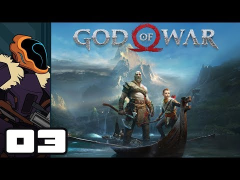 Let's Play God of War [2018] - PS4 Gameplay Part 3 - Guess You're Going Vegetarian Today