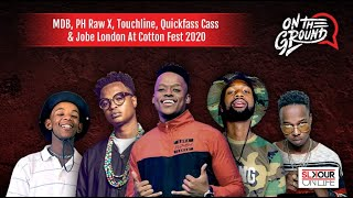 Slikour Interviews Maglera Doe Boy, pH Raw X, Touchline, and More At 'Cotton Fest 2020'