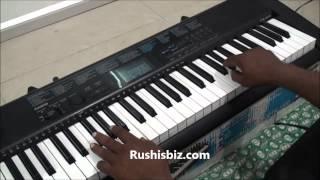 Hamesha Tumko Chaha - Devdas - Piano Strings - Master Ramana