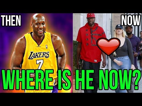 Where Are They  Now? LAMAR ODOM