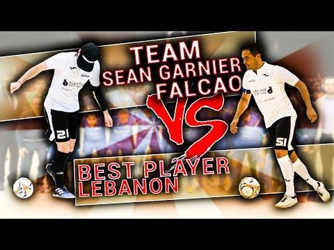 TEAM SEAN GARNIER / FALCAO vs. BEST PLAYER LEBANON !