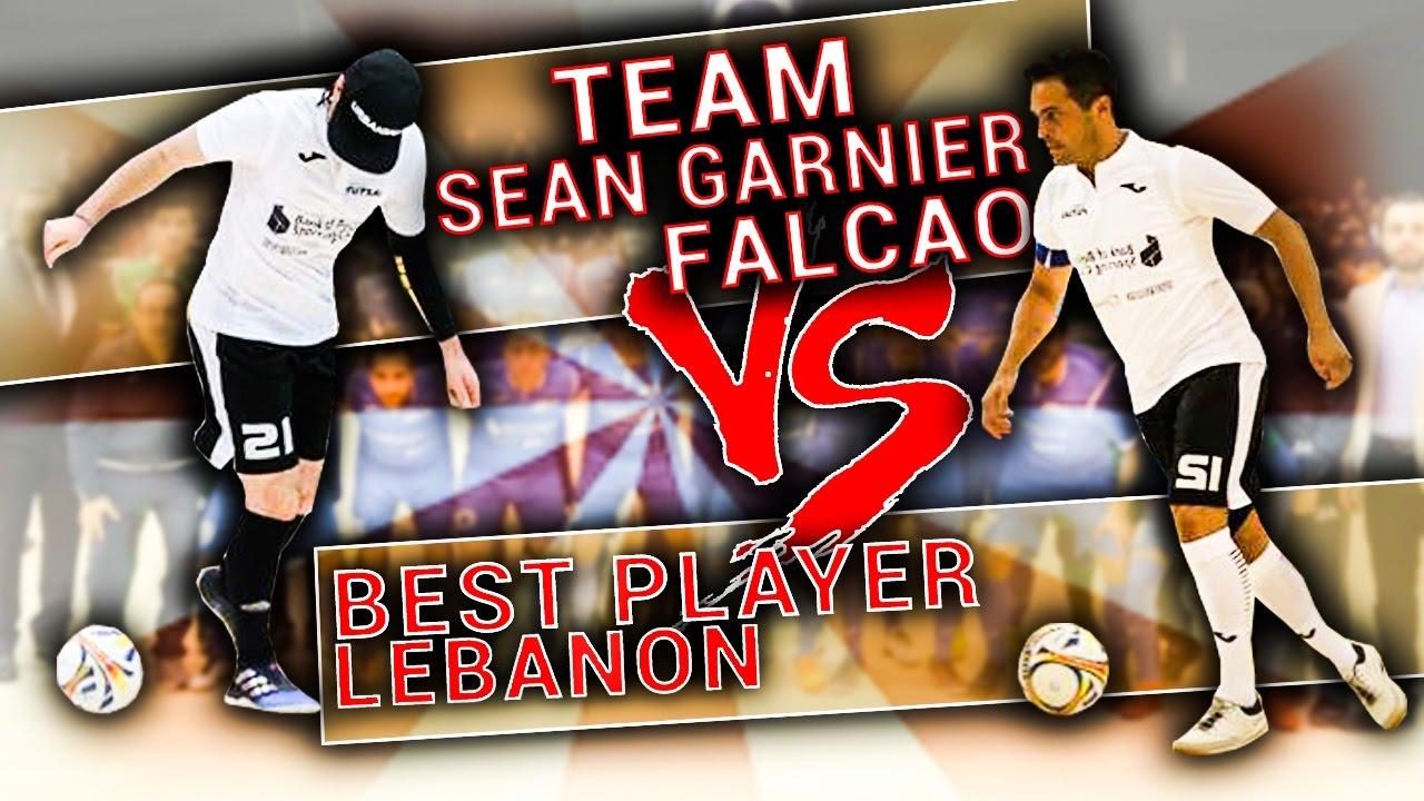 TEAM SEAN GARNIER   FALCAO vs. BEST PLAYER LEBANON ! - YouTube 9a3f7f751b74a