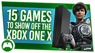 15 Best Games To Show The Power Of Xbox One X