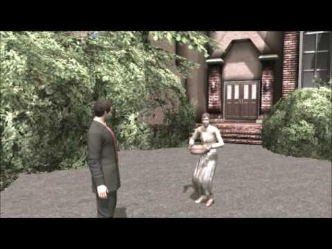Deadly Premonition (PC) - Roaming Sigourney's Quests