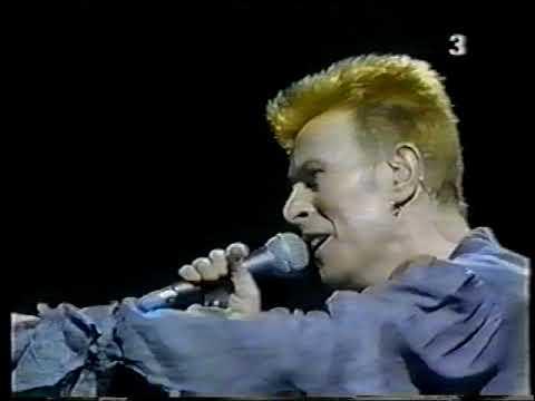 David Bowie Outside Tour Live in Tel Aviv 03.07.1996