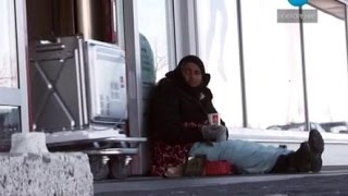 Mirolyuba Benatova - How do you become successful beggar in Sweden
