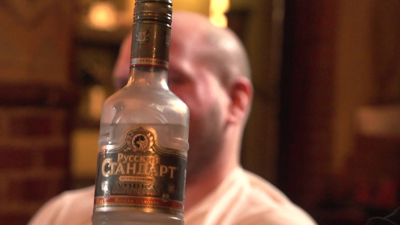 how to write vodka in russian