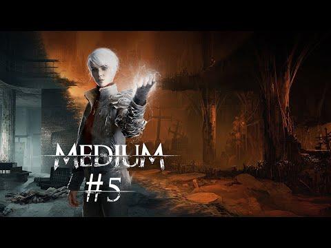 Lássuk, hogy végződik a Médium?! | The Medium (PC) #5 - 02.01.