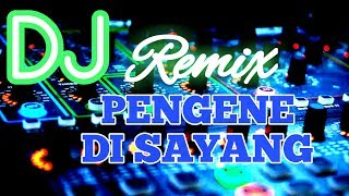 Download Lagu DJ REMIX PENGENE DI SAYANG mp3