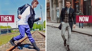 Becoming More Confident Through Fashion & Style (My Story) | Men's Fashion