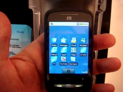 ZTE Racer Android WMC 2010 Cellulare-Magazine.it Ita