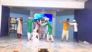 Unity in diversity - Best Mime Act by students of Divine Happy School