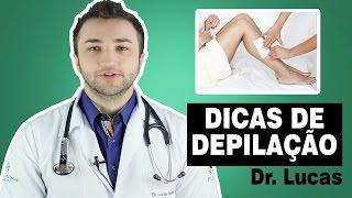 De biquíni a evitar depilação após colisões