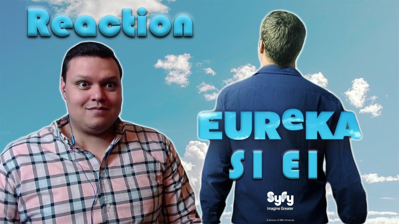 Download Eureka - Season 1 Episode 1 - Eureka - Reaction