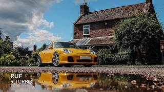 2002 RUF RTurbo - The famous 'Nurburgring video' ex-RUF factory press car