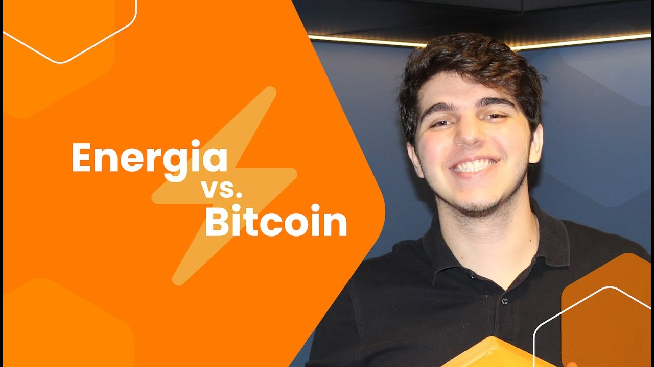 Bitcoin consome muita energia?