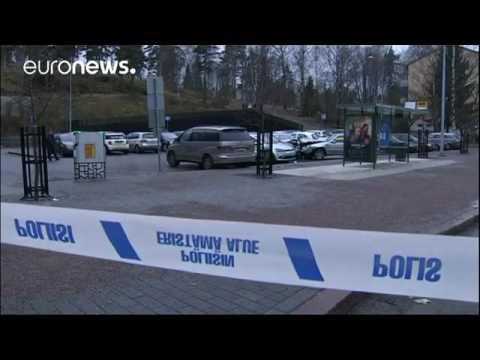 3 heridos graves en Helsinki tras ser arrollados por un coche