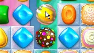 CRAZY COLORING & COLOR BOMB COMBO!! Candy Crush Soda Saga LEVEL 223-VERY DIFFICULT