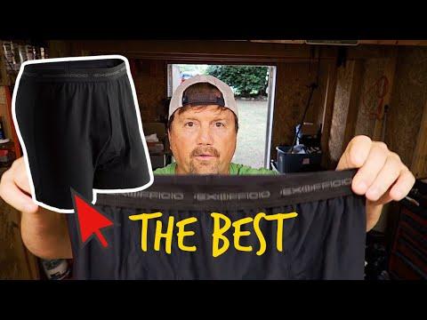 Exofficio Give-N-Go Briefs ~ My Favorite Quick Dry Underwear