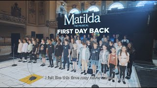 Matilda The Musical   2021 Rehearsals