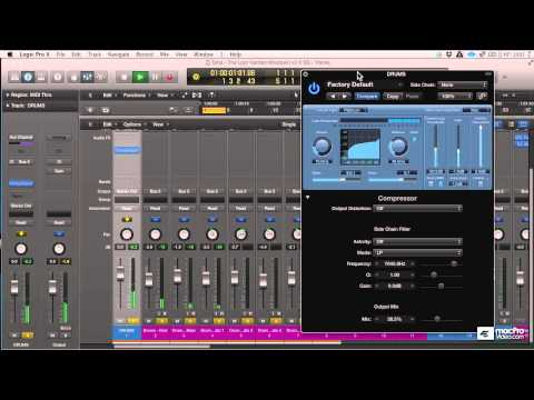 Logic Pro X 406: Mixing EDM Tracks - 9. The Almighty Summing Stack