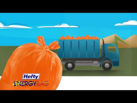 The Hefty® EnergyBag™ Program - If You Don't Bin it, Bag it! (extended)