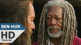 Ben-Hur Trailer (2016) Morgan Freemann Fantasy Epos Movie HD