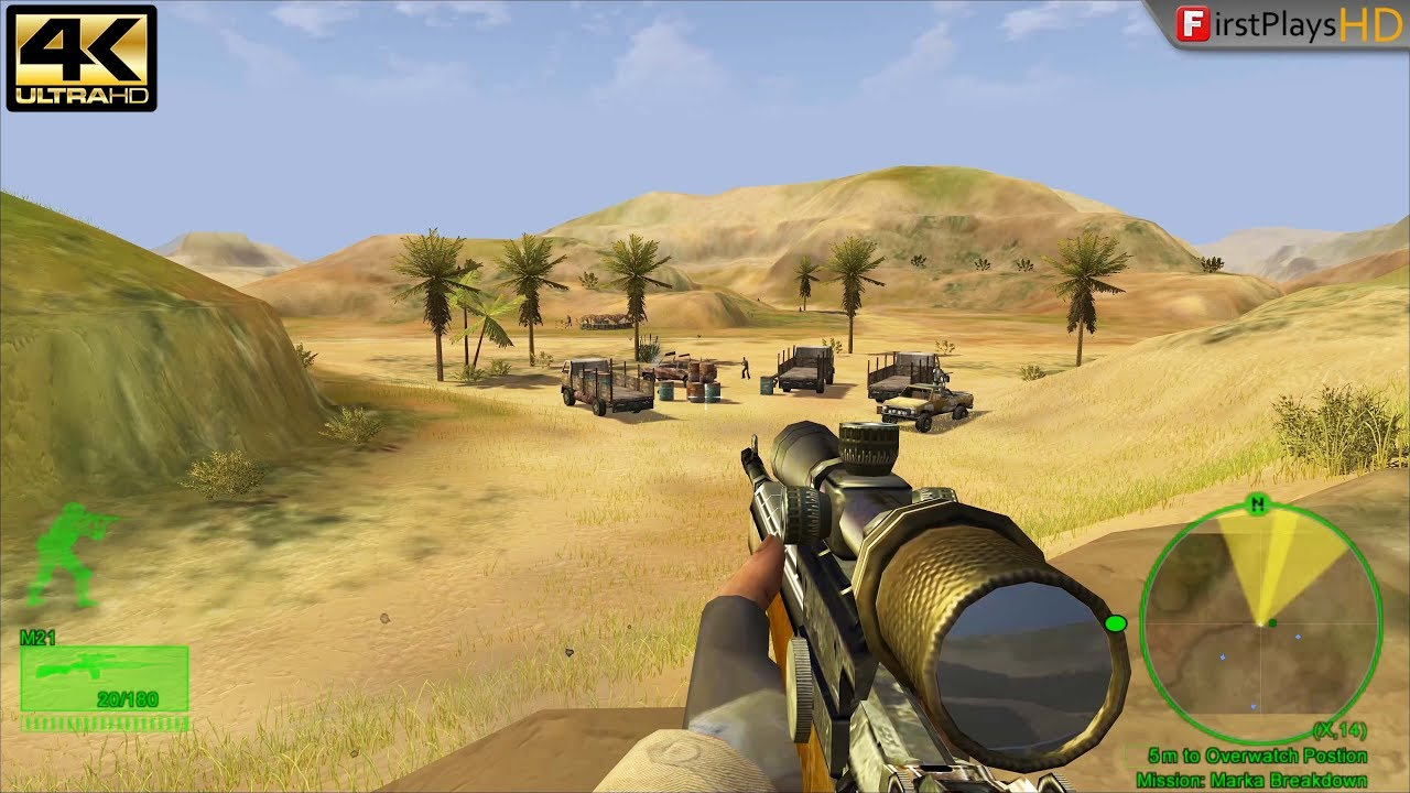 Delta Force: Black Hawk Down (2003)