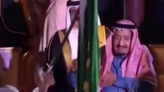 العرضة السعودية بدون فواصل (مني عليكم ياهل العوجا+نجد شامت لبوتركي)